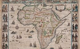 E34 - Africa Nova Descriptio 1635